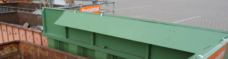 Recyclinghof Schmalfeld (Gewerbekunden) Banner